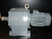 Leroy Somer 4kw Motor/Gearbox - Duotek Surplus Machinery